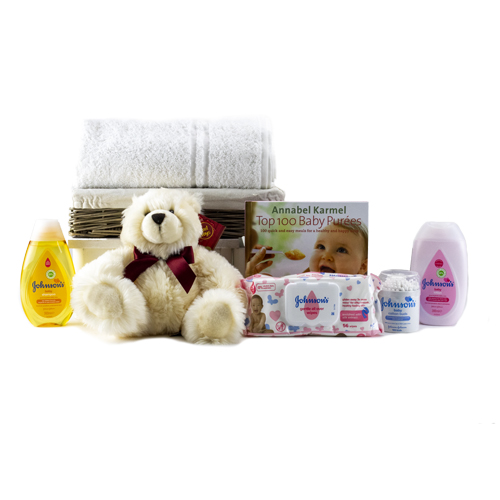 The Essentials Small Baby Hamper