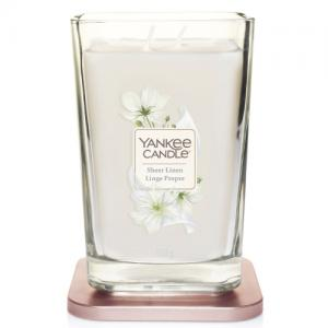 Sheer Linen Elevation Yankee Candle