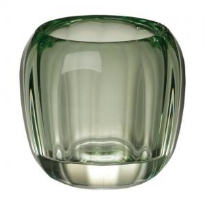 Coloured Delight Tea Light Holder Green Apple